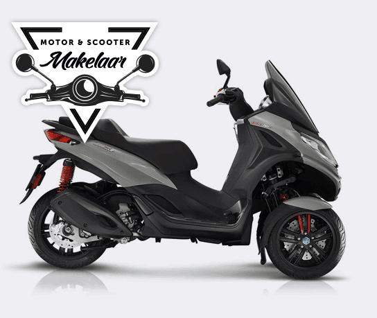 Wil jij je motor, scooter of Piaggio MP3 verkopen?