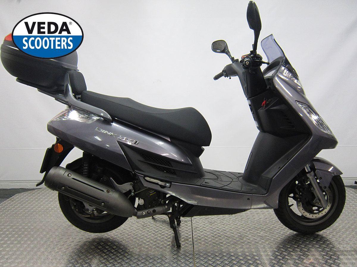 Kymco Dink 200cc