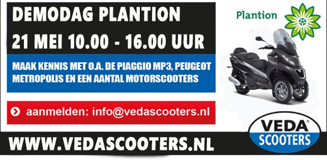 Demo-dag plantion