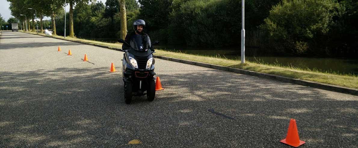 Testdag Piaggio MP3/Motor/ Motorscooter 3