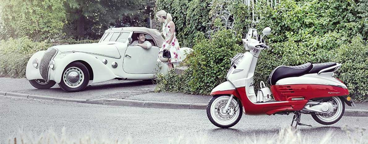Peugeot Django Summer Tour 1