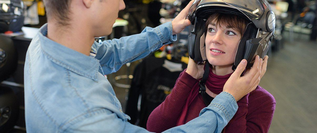 'Een helm die niet past is levensgevaarlijk'