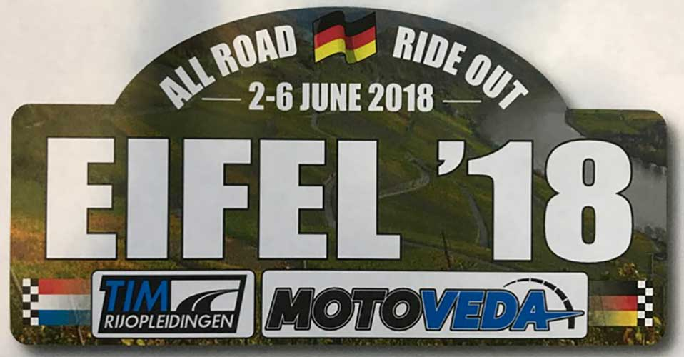 Eifel Ride out