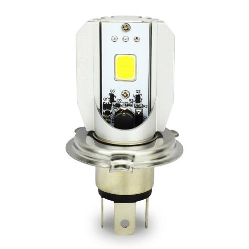 Led lamp scooter uitvoering H4/HS1 | MotoVeda
