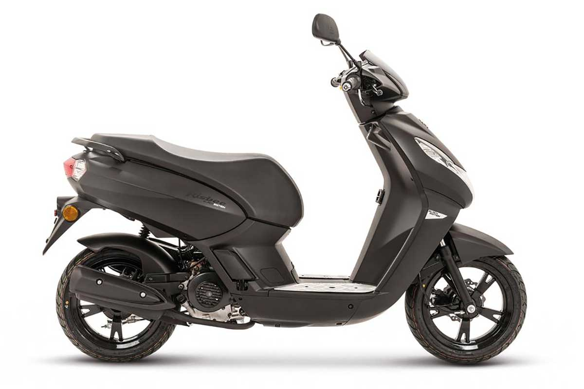 Peugeot Kisbee Black Edition