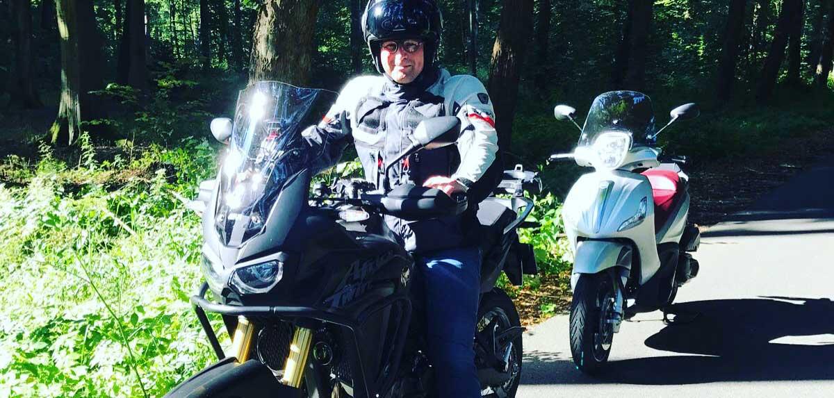 Drie Rivieren tocht met MotoVeda