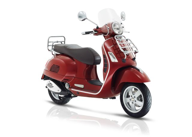 Vespa Primavera Touring 125