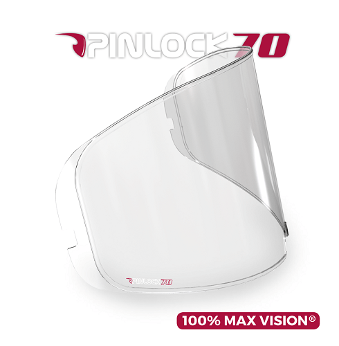 LS2   Pinlock lens 70 Max Vision  FF320/FF353