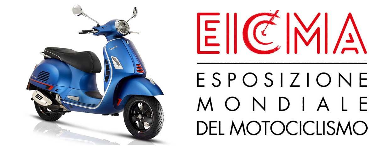 MotoVeda naar Eicma Milaan
