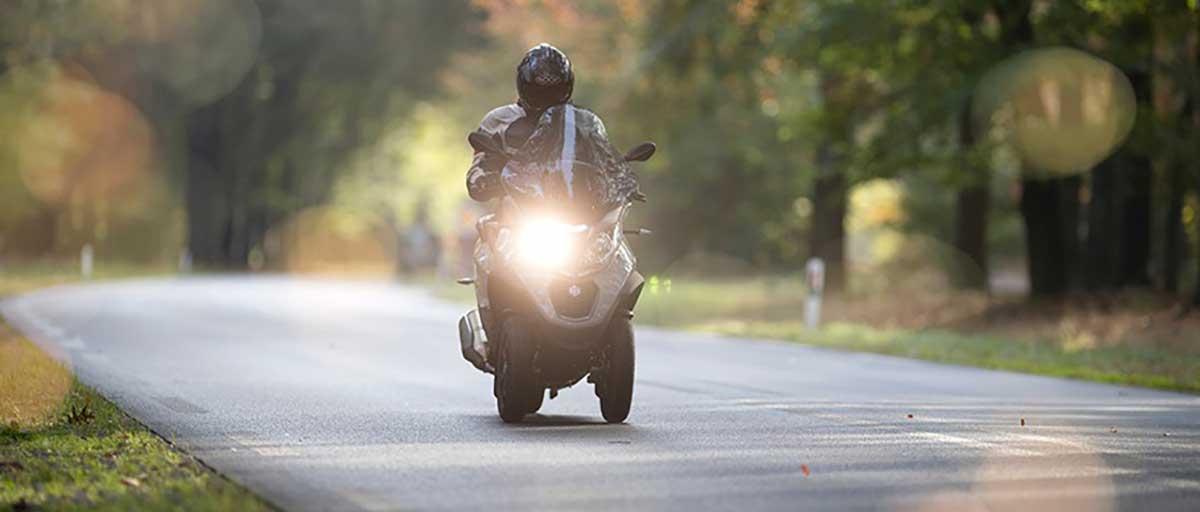 Testdag Piaggio MP3/Motor/ Motorscooter 4