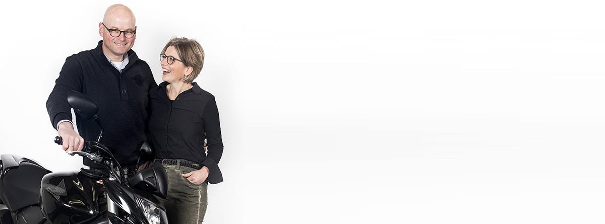 Interview met Henk & Emmy voor EO Visie