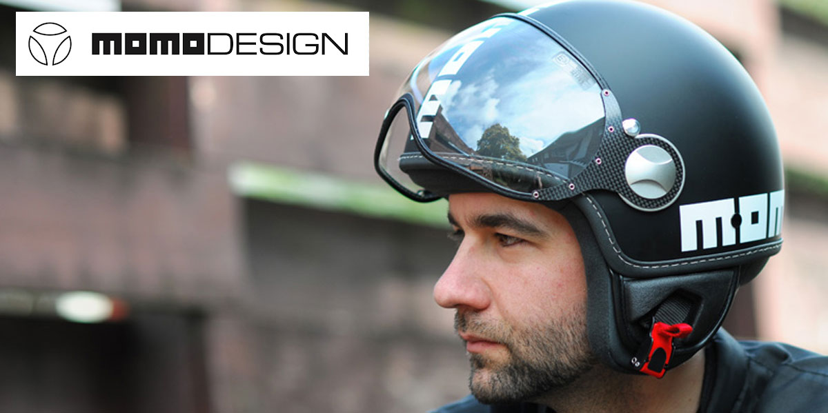 Introductie Momo helmen