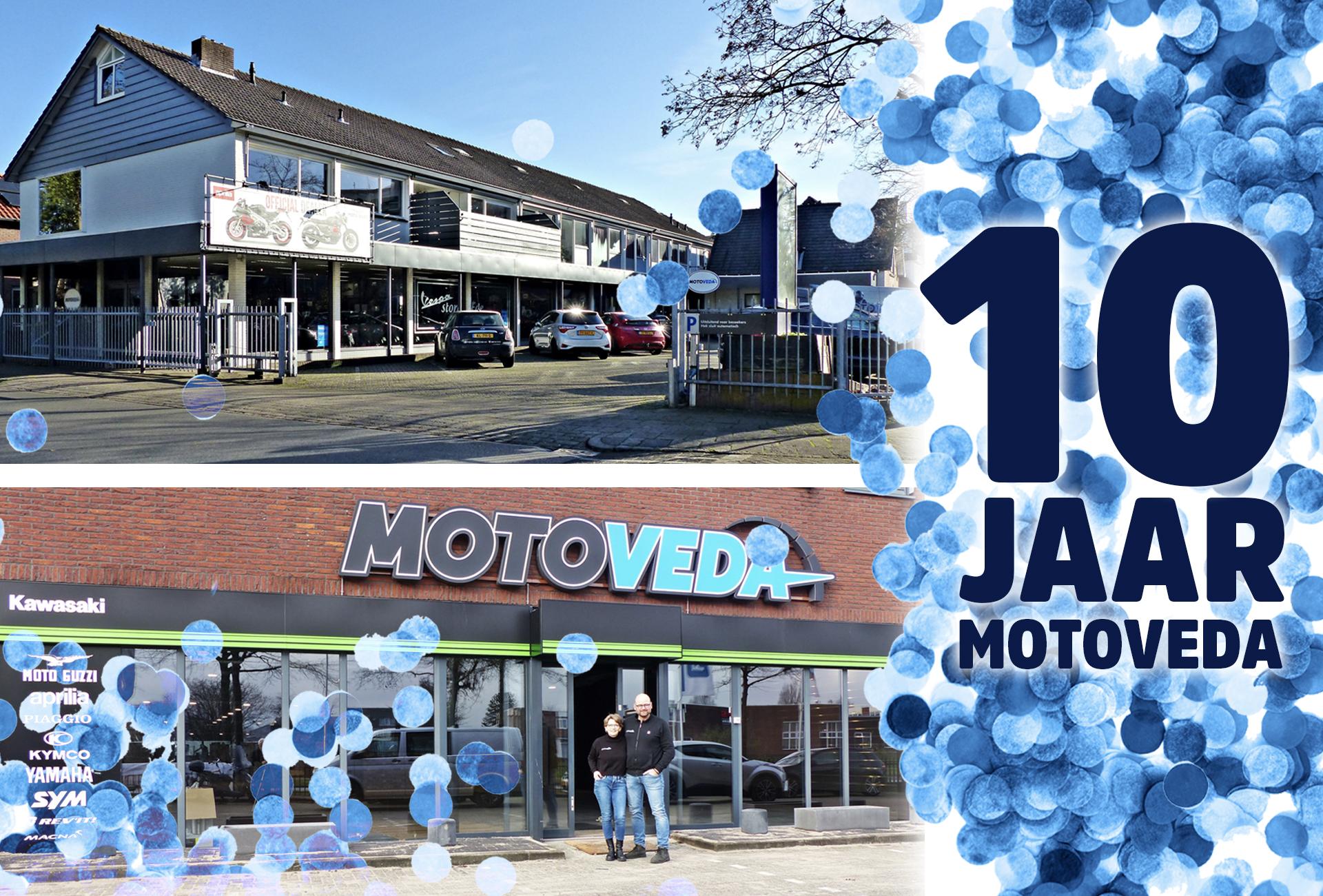 10 jaar MotoVeda