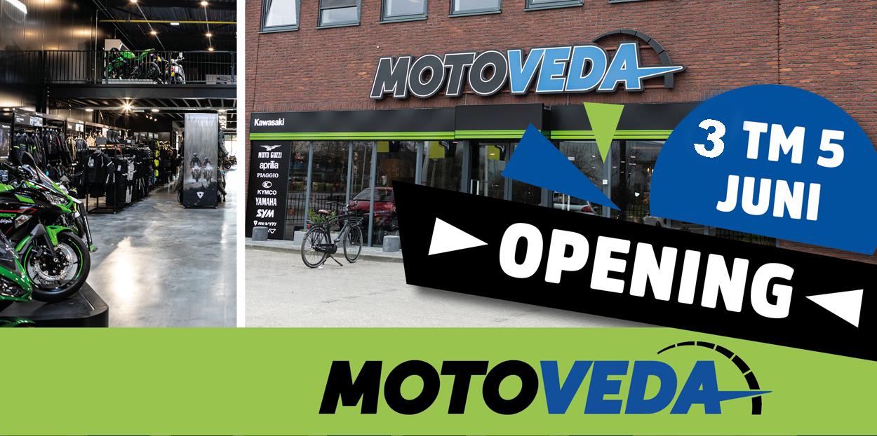 Opening MotoVeda