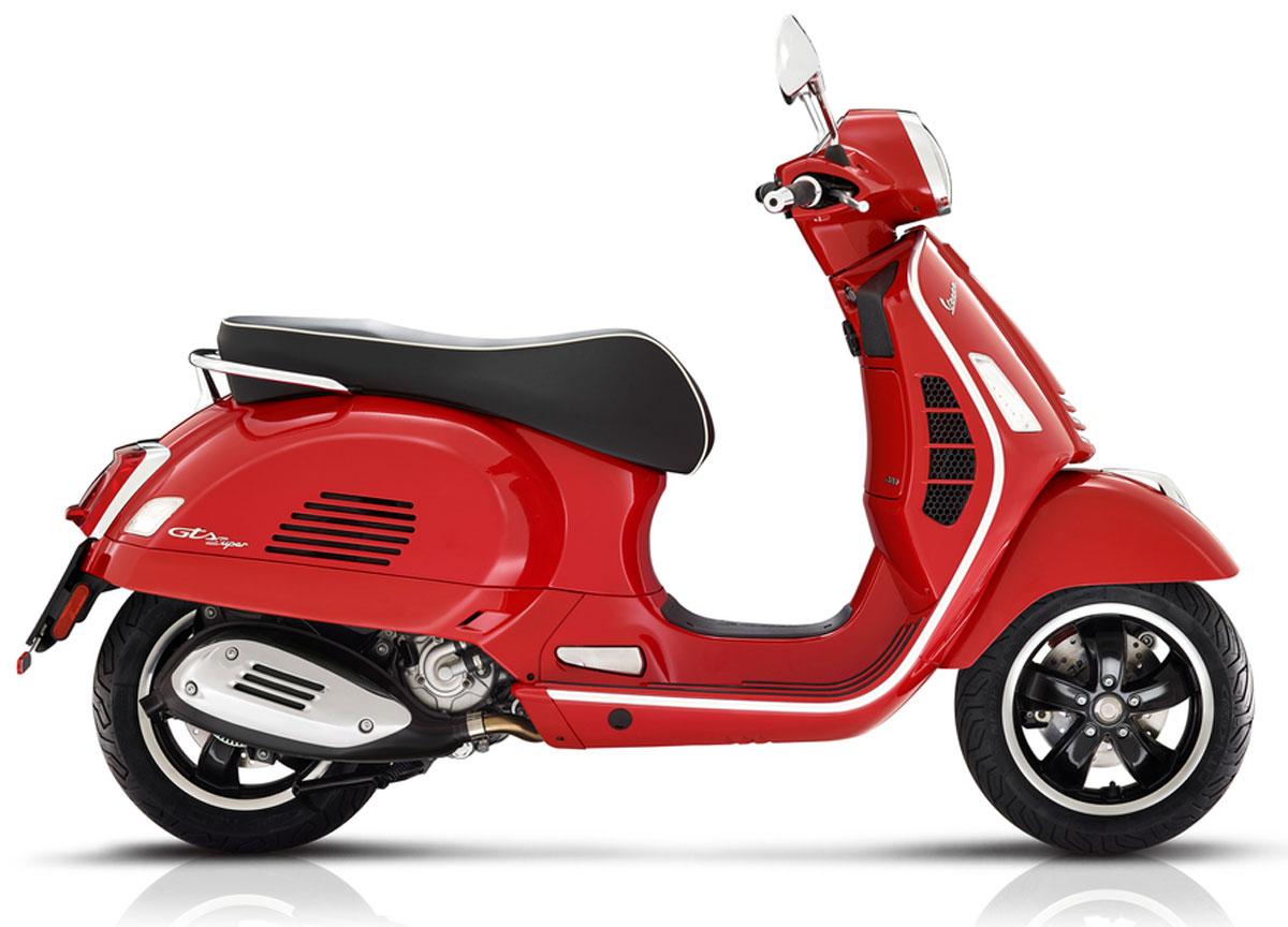 Vespa GTS Super 300 cc E5