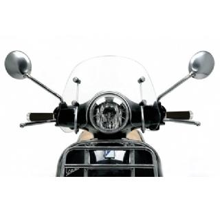Vespa LX windscherm laag