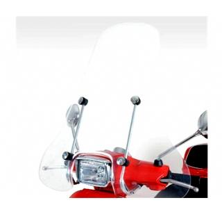 Vespa S windscherm hoog