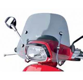 Vespa S windscherm laag
