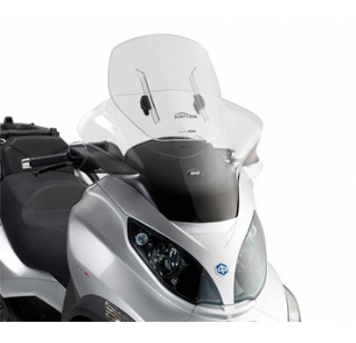 Givi windscherm airflow MP3 06'-10'