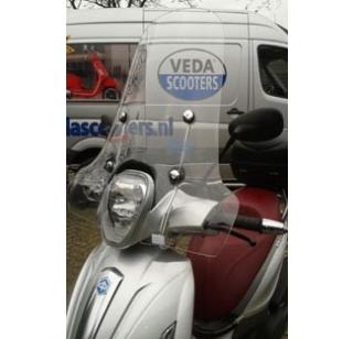 Piaggio Beverly windscherm origineel