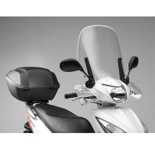 Honda Vision windscherm, origineel Honda