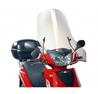 Givi windscherm bev. set Kymco People S