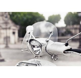 Peugeot Django windscherm klein