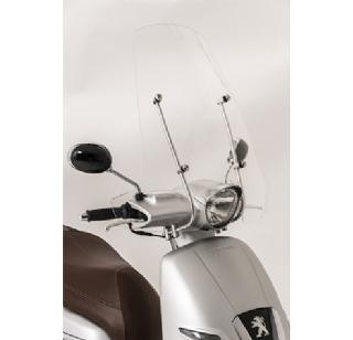 Peugeot Django windscherm hoog