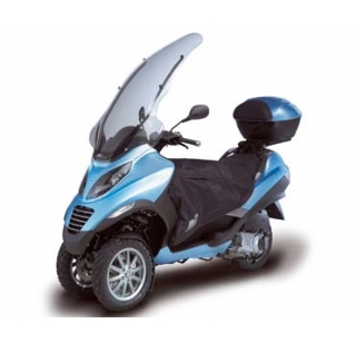Piaggio MP3 beenkleed