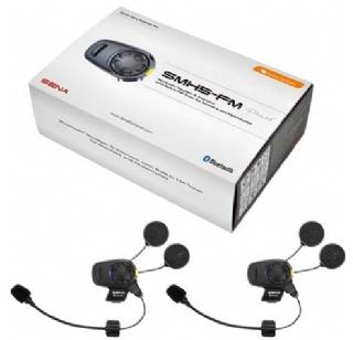 Sena SMH5 FM dual system
