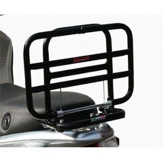 Piaggio New Fly opklapbare achterdrager