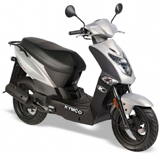Kymco Agility Delivery 12 E4
