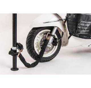 Peugeot Django U-slot met kabel