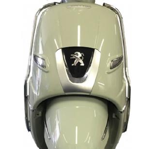 Peugeot Django achterval beugelset