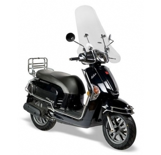 Kymco Like Chroomset