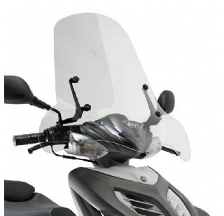Givi windscherm Yamaha Aerox 288A