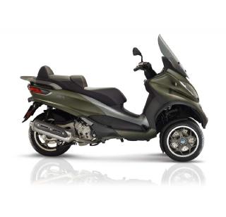 Piaggio MP3 500 E4 LT ABS sport