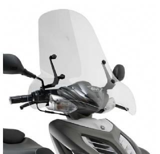 Givi windscherm bev.set Yamaha Aerox A2113A