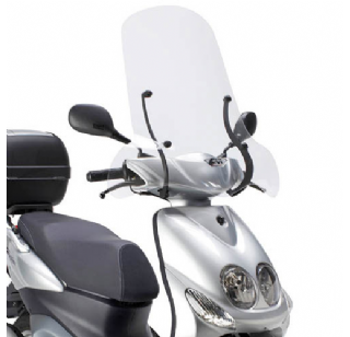 Givi windscherm bev.set Yamaha Neo's