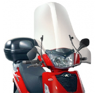 Givi windscherm Kymco People S