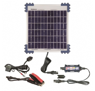 Tecmate Optimate solar + 10W-Zonnepaneel