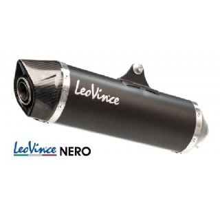 LeoVince SBK Nero RVS MP3 400/500