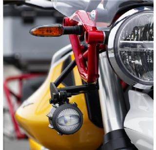 Installatie kit voor mistlampen Moto Guzzi V85