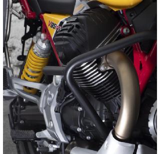 Motor blok beschermbeugels Moto Guzzi V85