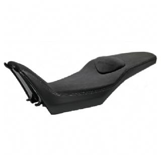 Laag comfort zadel voor de Moto Guzzi V85