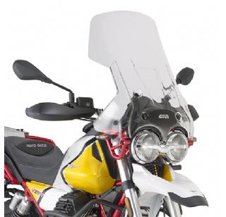 Givi Verhoogd windscherm Voor de Moto Guzzi V85 D8203ST
