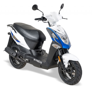 Kymco Agility Carry 12 E5