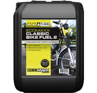 Ecomaxx classic bike feul 2T 10L