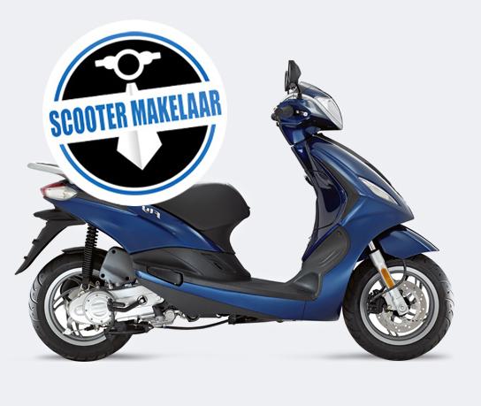 wilt u uw (motor)scooter of Piaggio MP3 verkopen?